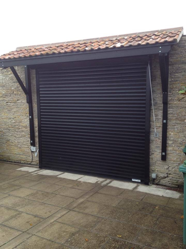Electric Roller Shutter Installation Gloucestershire
